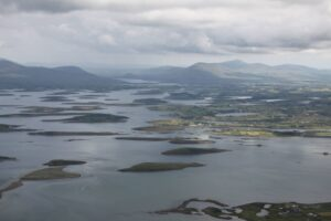 View of Clew Bay
